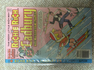 1300 issues of Richie Rich Comics $2-4 per Strathcona County Edmonton Area image 3
