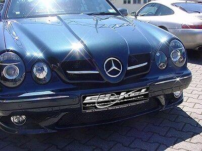 Mercedes W210 Frontspoiler Spoiler Stoßstange AMG 55 Look(08.99-02)