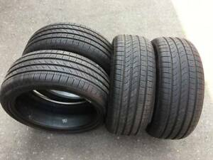 Set of brand new take offs 225/40/18 Pirelli P7 Cinturato A/S