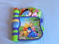 Vtech Slide 'N Learn Storybook Winnie the Pooh