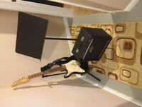 Left Handed Electric Guitar & Accessories