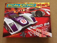 Scalextric Grid 24.