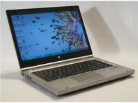 HP 8460P ELITEBOOK LAPTOP INTEL CORE i5 2.5GHZ 250GB 4GB WEBCAM WIN 7