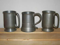 Pewter Beer Mugs #KijijiGaming