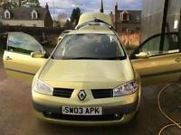 Renault Megane Dynamique 1.6