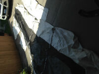 Tent trailer Add a room for sale