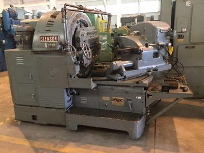 24a Gleason Coniflex Straight Bevel Gear Generator - 27616