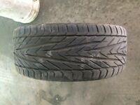 4 mags et 4 pneu 205-40-17 honda civic