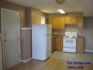 Daylight One Bedroom + Den Basement Suite at Batchelor Heights