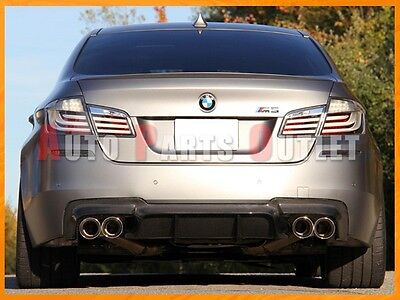 Select Your Color BMW M5 Look Trunk Spoiler 2011-2016 F10 528i 535i 550i 4Dr