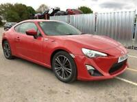 2014 Toyota GT86 2.0 D-4S 2dr Coupe Petrol Manual