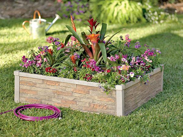 Gartenmobel Weib Holz : Besonderheiten beim Bau eines Hochbeets mit Kantensteinen  eBay