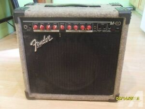 !!! JUST BEFORE XMAS - GUITAR AMP, STOMP FX, MAYBE GTR?