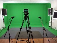 Studio Video / Photo / Green Screen - à louer / for rent