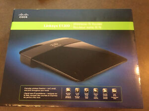 Linksys E1200 Wireless-N Router - $30 OBO