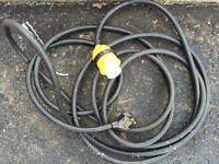 Cable 30 A pour roulotte / 30 A cable for RV trailer