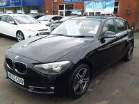 BMW 118 2.0TD 2013 d Sport