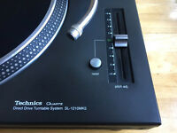 Technics 1210 mk5 1210mk5 (pair) immaculate with dust covers, see pics