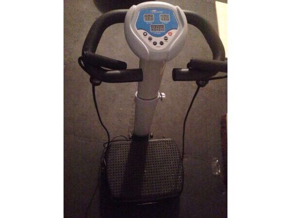 Power Plate for exercise