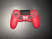 PlayStation 4 DualShock 4 Controller RED *NEW*