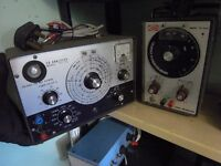 **LOTS OF VINTAGE ELECTRONIC TEST EQUIPMENT**LOTS AVAILABLE**