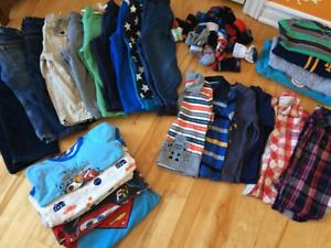 Lot vêtements garçon 2-3 ans