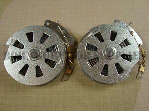 2-x-YO-YO-MECHANICAL-AUTOMATIC-FISHING-REELS-Survival-Bushcraft-YoYo-Reel-Snare