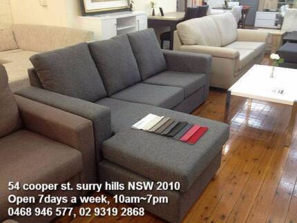 New Beautiful Sofa Lounge, Custom Made Sofa Bed, Top Quality Couc