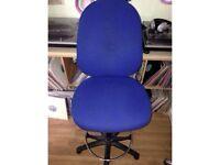 Draftsman (draughtsman) chair