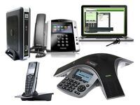 Business Phone System (VOIP/PBX) in Toronto, from 2c/min