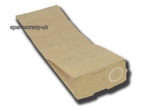 To fit Vorwerk VK121 VK122 Kobold Vacuum Cleaner Bags 20 Pack