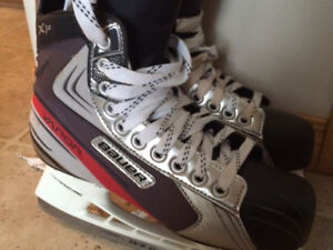 Bauer Vapor X1 youth hockey skate