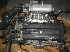 B20B DOHC HIGH COMPRESSION JDM B20B = B20Z HIGH INTAKE
