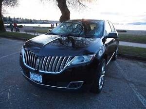 2013 Lincoln MKX chrome SUV, Crossover