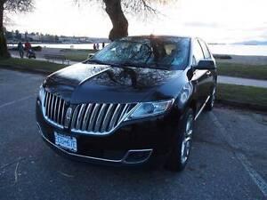 2013 Lincoln MKX chrome SUV, Crossover