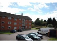 1 BED 1ST FLOOR FLAT WITH PARKING/BALCONY/GCH/DG & NEWLY DECORATED