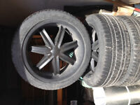 Aftermarket - Dodge Rims and Tires