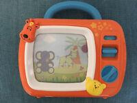 Baby TV toy