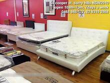 Brand new top quality mattress, modern design bed, base Bondi Eastern Suburbs Preview