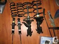 OEM Civic Type R EP3 Shocks & Springs (please read)