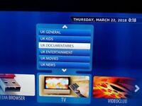 Premium IPTV service