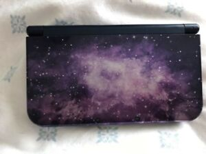 New Nintendo 3DS XL with 2 games and adapter