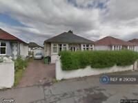 2 bedroom house in Barrhead Road, Glasgow, G53 (2 bed)