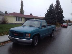 1987 to 1995 GMC/Chevy long box Pickup Truck *WANTED*
