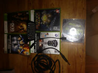 xbox games and keypad