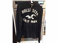 """Zip Up Hoody """"Hollister"""" New"""