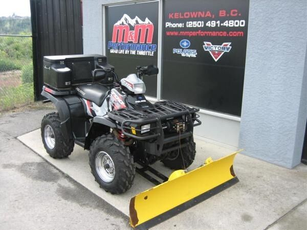 Used 2004 Polaris sportsman-700-twin-efi