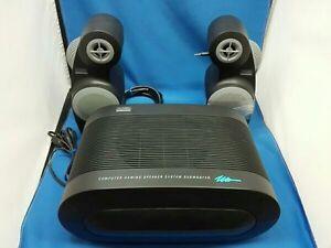 ALTEC Lansing multi media computer speaker system ACS55