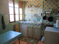French studio flat at amazing price.