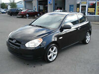 2007 HYUNDAI Accent GS Sport  AIR - MAGS  Exceptionnelle!